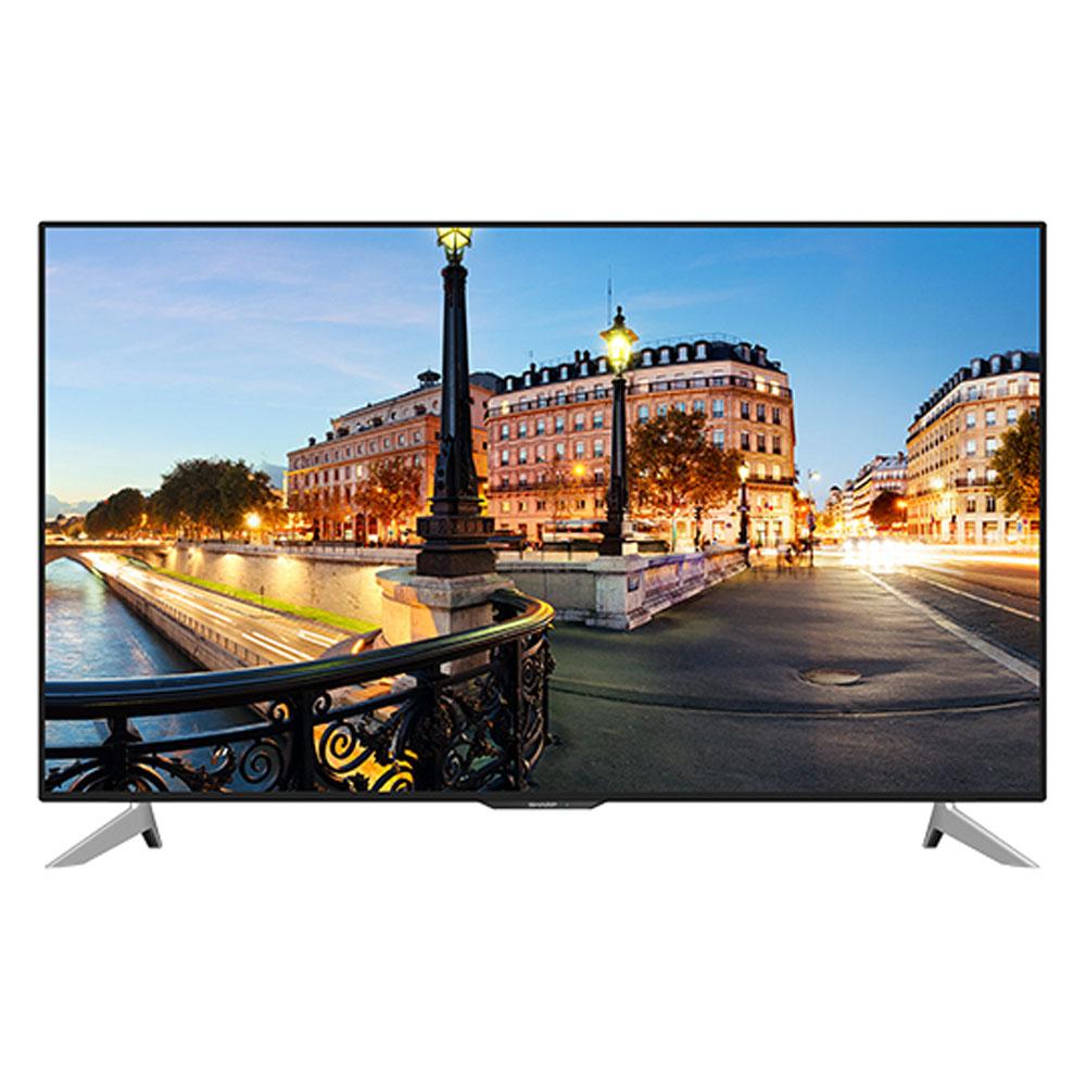 SHARP 50型連網4K電視機