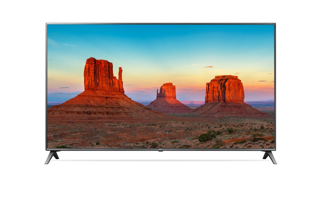 LG 43型連網4K電視機