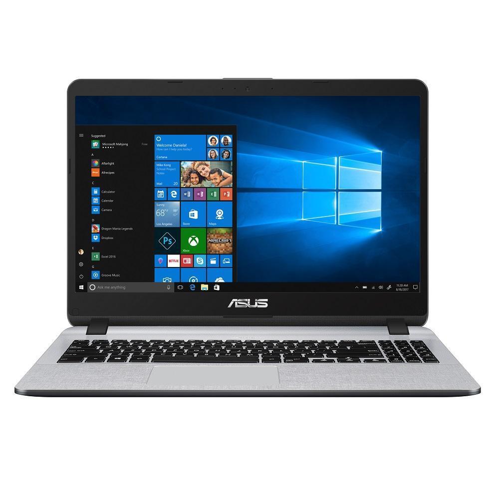 NB-ASUS X507UB(i5-8250U) 4G 128G+1TB 灰 15.6吋FHD_X507UB-0281B8250U