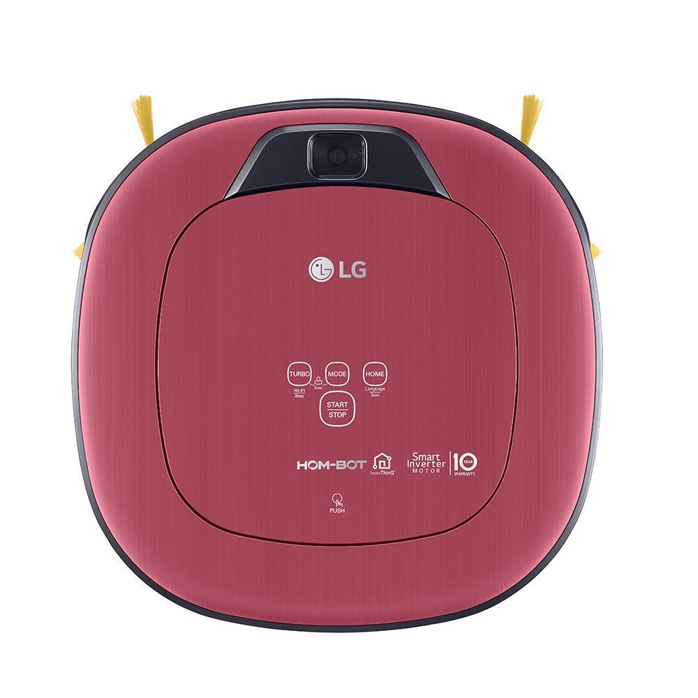 LG WIFI變頻單眼掃地機器人VR66413LVM