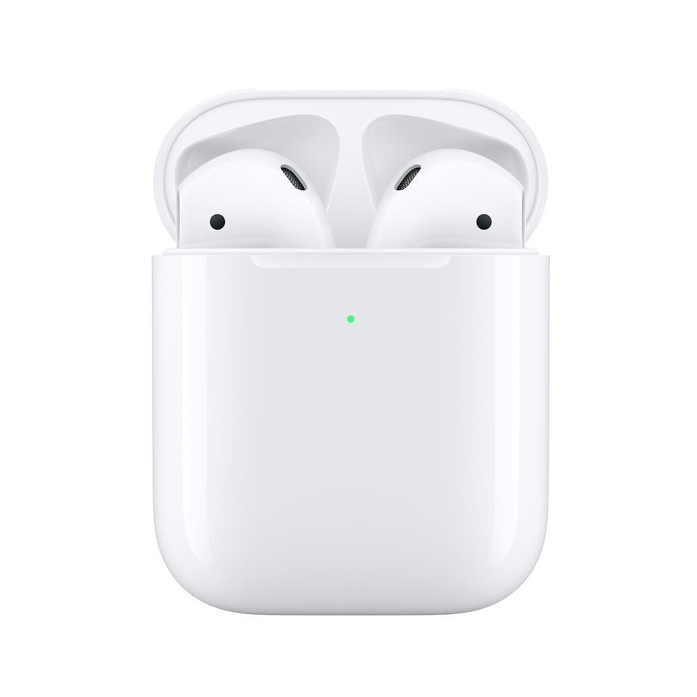 AirPods 搭配無線充電盒(2019)